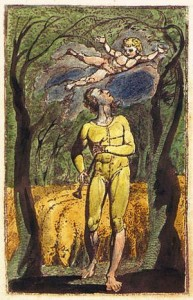 blake frontspiece songs of innocence