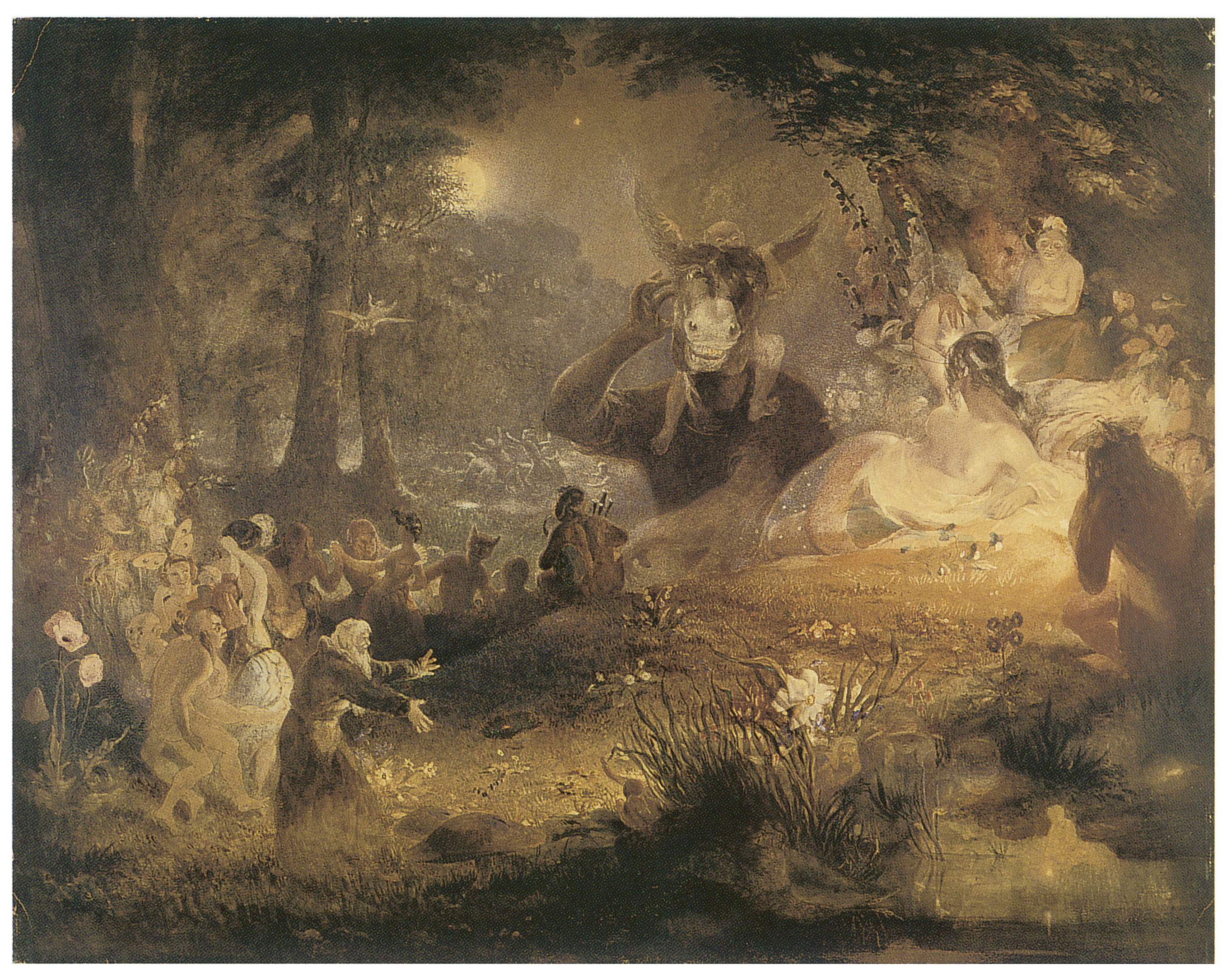 a midsummer nights dream - fate essay Essays and criticism on william shakespeare's a midsummer night's dream -  male  if hermia's tragic fate is briefly understood by hippolyta, the play quickly.