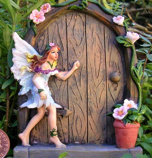 Fairy doors fairyist for The works fairy door