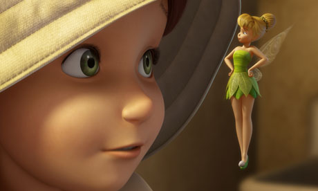 tinker bell great fairy rescue