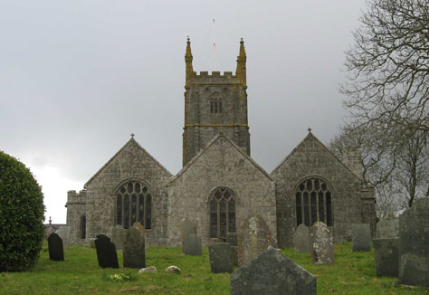breage church