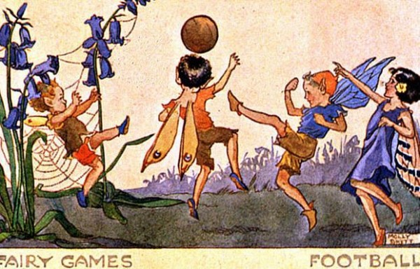 soccer fairies