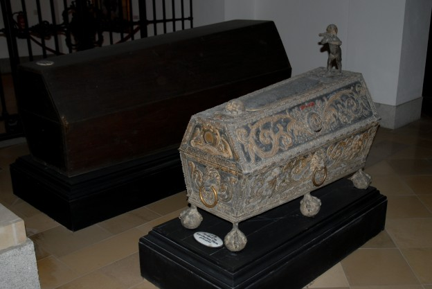 Child's coffin