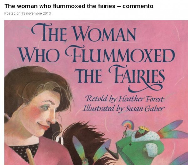 the woman who flumoxed the fairies