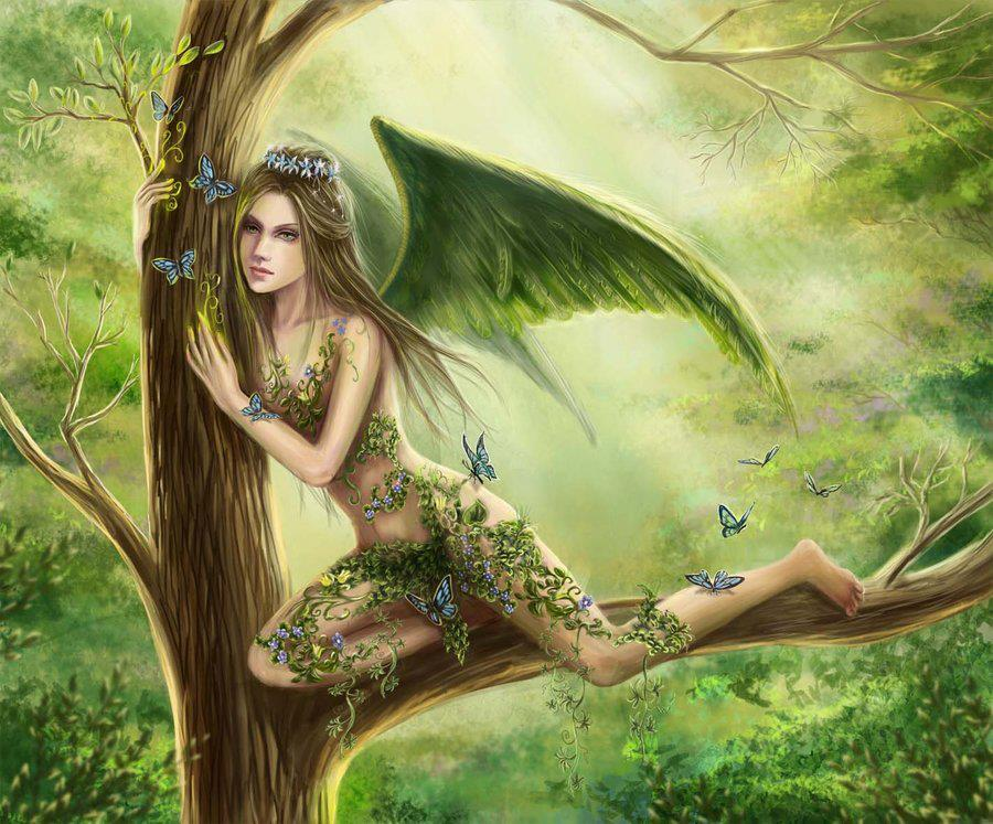 The Fae Folk on Pinterest | Dark Fairies, Fairy Art and ...