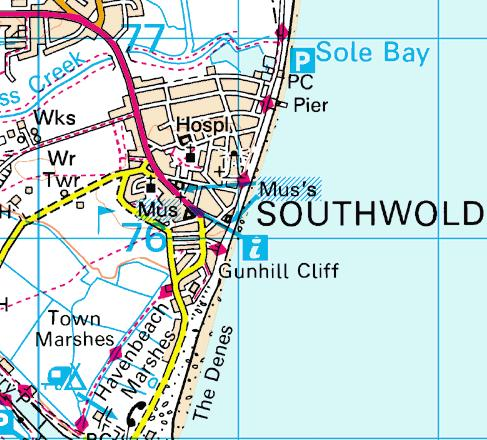 southwold fairies map